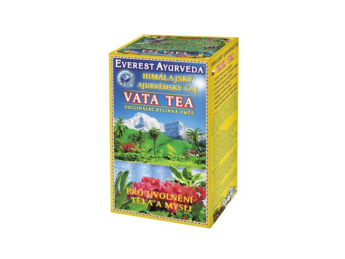 Zdravý den Vata čaj