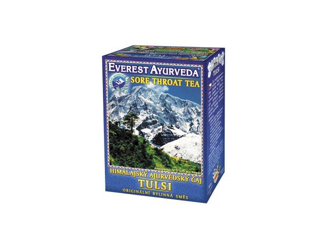 Zdravý den Tulsi čaj