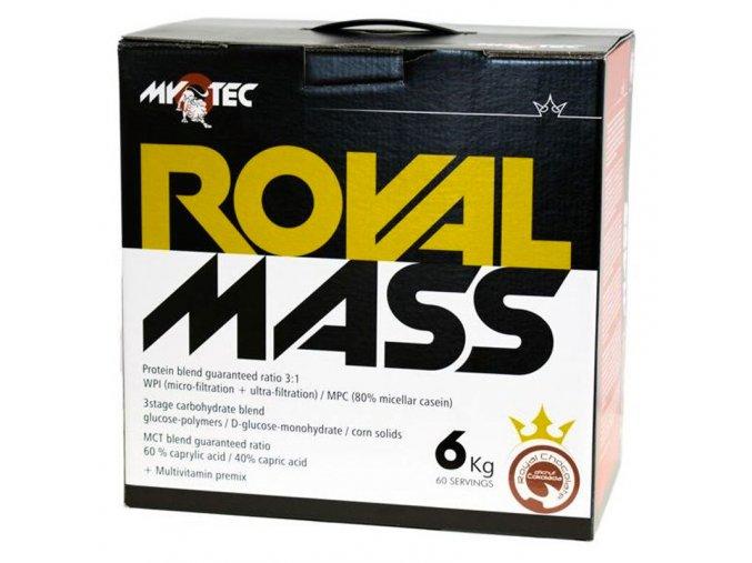 Myotec Royal Mass 6kg  + šťavnatá tyčinka ZDARMA