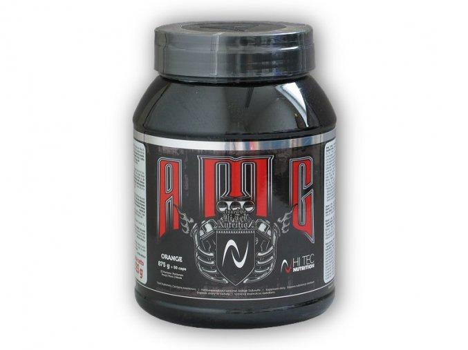 Hi Tec Nutrition A.M.G. 875g + 50 kapslí  + šťavnatá tyčinka ZDARMA