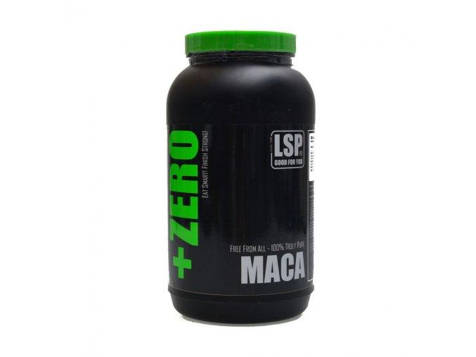 LSP zero + Zero Maca 500g  + šťavnatá tyčinka ZDARMA