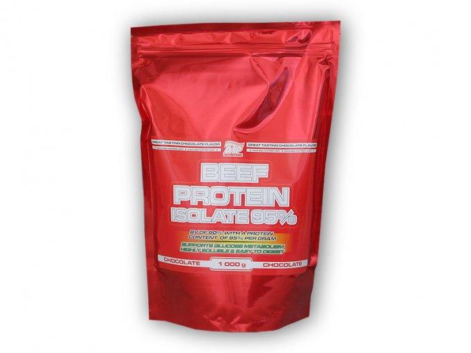 PROTEIN ATP Nutrition Beef Protein Isolate 95% 1000g  + šťavnatá tyčinka ZDARMA