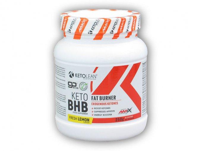 Amix Ketolean Keto goBHB 250g  + šťavnatá tyčinka ZDARMA