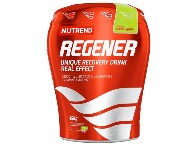 Nutrend Regener 10x75g sáček  + šťavnatá tyčinka ZDARMA
