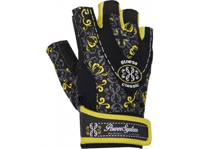 Ariana PowerSystem rukavice CLASSY  + šťavnatá tyčinka ZDARMA