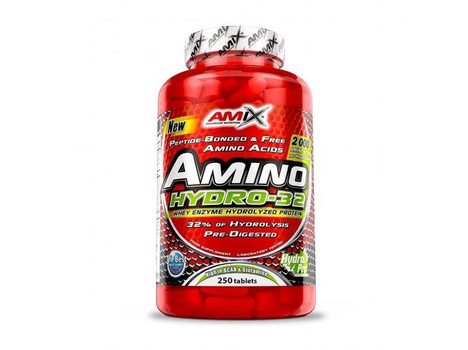 Amix Amino HYDRO 32 550 tablet  + šťavnatá tyčinka ZDARMA