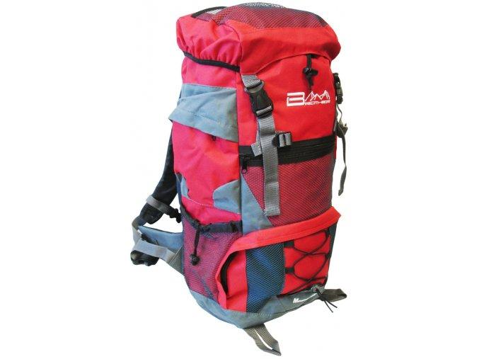 ACRA BA45 Turistický batoh 45 l  + šťavnatá tyčinka ZDARMA