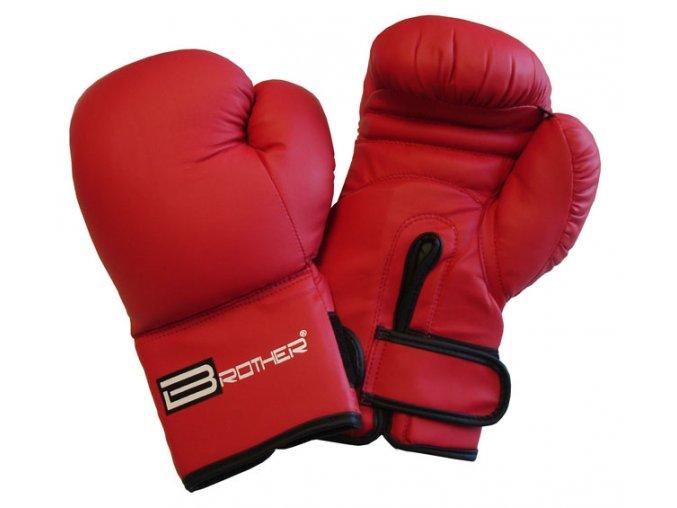 ACRA Boxerské rukavice PU kůže vel.L, 12 oz.  + šťavnatá tyčinka ZDARMA