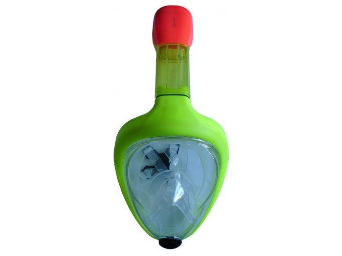 P1501S-MO Celoobličejová potápěčská maska junior  + šťavnatá tyčinka ZDARMA