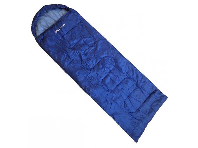 BROTHER SPP1 Spací pytel dekový s podhlavníkem 150g/m2  + šťavnatá tyčinka ZDARMA