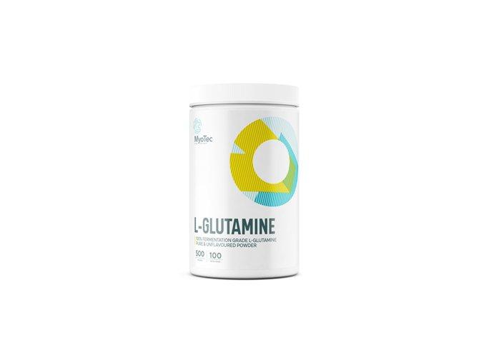 MyoTec L-Glutamine 500g  + šťavnatá tyčinka ZDARMA