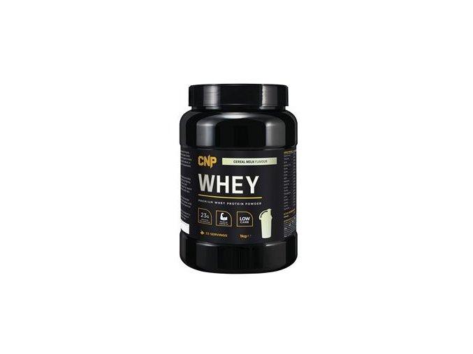 CNP Premium Whey 1kg  + šťavnatá tyčinka ZDARMA