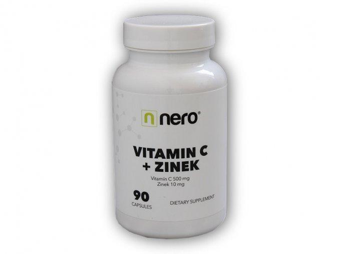 NeroDrinks Vitamin C + Zinek 90 kapslí
