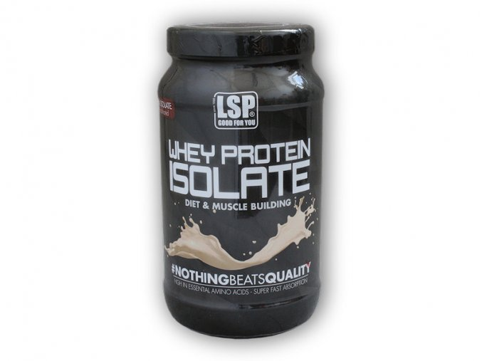 PROTEIN LSP Nutrition Whey Isolate micro 750g  + šťavnatá tyčinka ZDARMA
