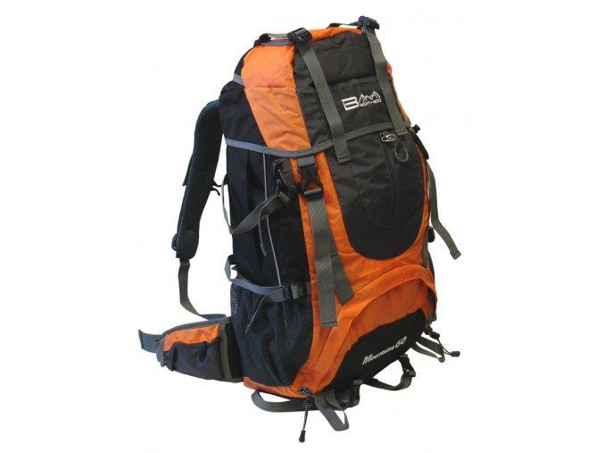ACRA BA60 Batoh pro horskou turistiku 60 l  + šťavnatá tyčinka ZDARMA