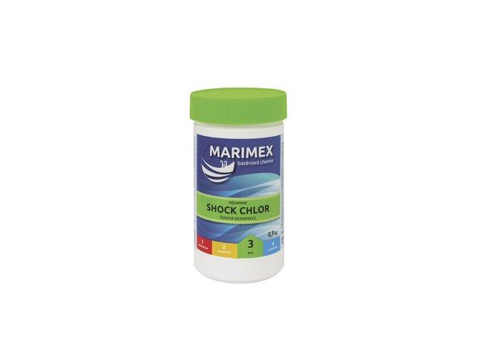 MARIMEX Shock Chlor_Chlor Šok 0,9 kg (granulát)