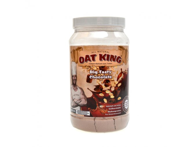 Oat King Oat King Drink 2000g  + šťavnatá tyčinka ZDARMA