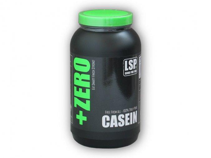 PROTEIN LSP zero + Zero casein 1000g  + šťavnatá tyčinka ZDARMA