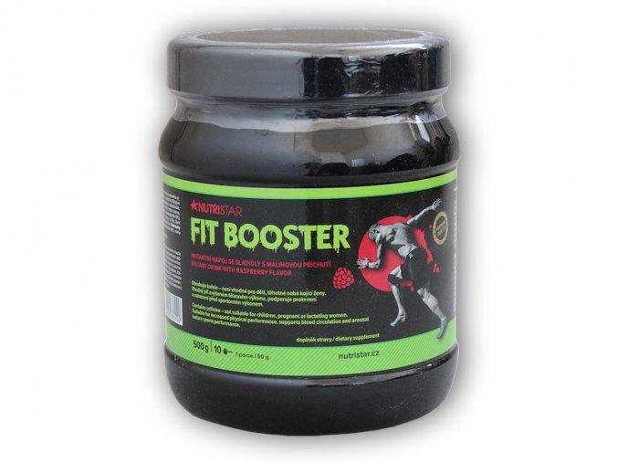Nutristar Fit Booster 500g  + šťavnatá tyčinka ZDARMA