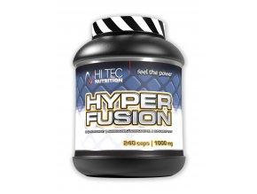 Hi Tec Nutrition Hyper Fusion 240 kapslí  + šťavnatá tyčinka ZDARMA