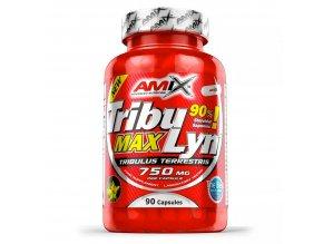 Amix TribuLyn Max 90% 90 kapslí + CellZoom Hardcore Activator 7g akce - fruit punch  + šťavnatá tyčinka ZDARMA