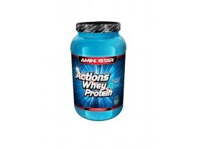 PROTEIN Aminostar Actions Whey Protein 65% 1000g  + šťavnatá tyčinka ZDARMA