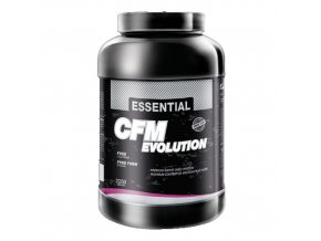 PROTEIN PROM-IN Essential Evolution Top Choice CFM 80 2250g  + šťavnatá tyčinka ZDARMA