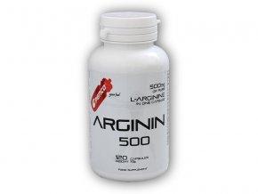 Penco Arginin 500 120 kapslí  + šťavnatá tyčinka ZDARMA