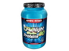 PROTEIN Aminostar CFM Long Effective Proteins 90 1000g  + šťavnatá tyčinka ZDARMA