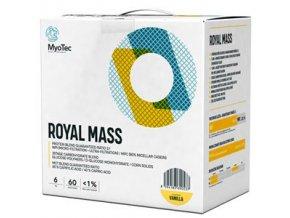 MyoTec Royal Mass 6kg vanilka  + šťavnatá tyčinka ZDARMA