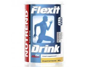 Nutrend Flexit Drink 400g  + šťavnatá tyčinka ZDARMA