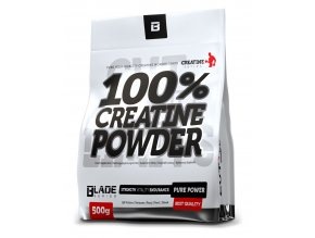 Hi Tec Nutrition BS Blade 100% Creatine Powder 500g