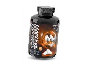 Maxxwin Glutamine MAXX 3000 180 tablet  + šťavnatá tyčinka ZDARMA