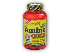Amix Pro Series Whey Amino Gold 180 tablet