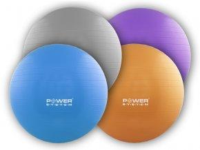 Ariana Gymnastický míč POWER GYMBALL 55cm  + šťavnatá tyčinka ZDARMA