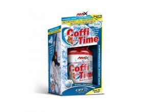 Amix CoffiTime 90 kapslí  + šťavnatá tyčinka ZDARMA
