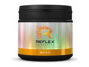 Reflex Nutrition BCAA 200 kapslí  + šťavnatá tyčinka ZDARMA