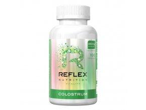 Reflex Nutrition Colostrum (35% IgG) 100 kapslí  + šťavnatá tyčinka ZDARMA