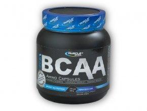 Musclesport BCAA amino 800mg 270 kapslí  + šťavnatá tyčinka ZDARMA