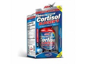 Amix The Cortisol Blockers 60 kapslí  + šťavnatá tyčinka ZDARMA