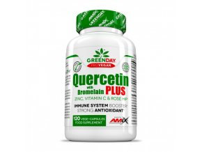 gd quercetin with bromelain plus 120cps 2459 l