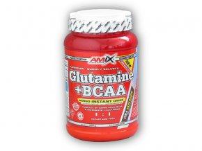 Amix L-Glutamine + BCAA 1000g  + šťavnatá tyčinka ZDARMA
