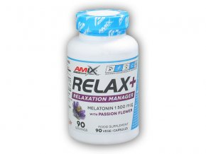 Amix Performance Series Relax + relaxation manager 90 kapslí