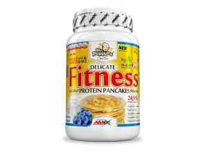 Amix Mr.Popper´s Fitness Protein Pancakes 800g  + šťavnatá tyčinka ZDARMA