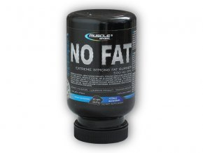 Musclesport No Fat extreme strong fat burner 90 kaps  + šťavnatá tyčinka ZDARMA