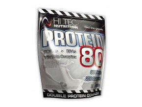 PROTEIN Hi Tec Nutrition Protein 80 2250g  + šťavnatá tyčinka ZDARMA