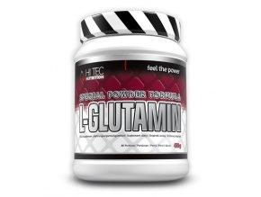 Hi Tec Nutrition L-Glutamin 400g  + šťavnatá tyčinka ZDARMA
