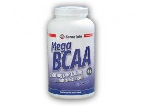 Carne Labs Mega BCAA 2100 mg amino 100 tablet  + šťavnatá tyčinka ZDARMA
