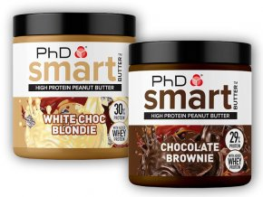 PhD Nutrition Smart Peanut Butter 250g