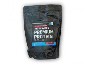 PROTEIN Body Nutrition 100% Whey Protein CFM 1000g  + šťavnatá tyčinka ZDARMA